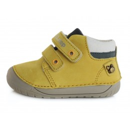 Barefoot geltoni batai...