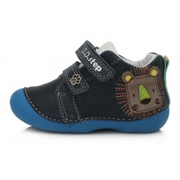 Tamsiai mėlyni batai 22-24...