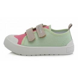 Žali canvas batai 26-31 d....