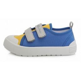 Mėlyni canvas batai  23-25...