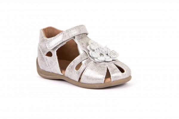 Basutės mergaitėms Froddo Soft Silver