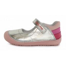 Barefoot sidabriniai batai...