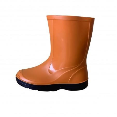 Guminiai batai Amber Orange