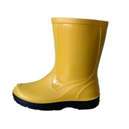 Guminiai batai Amber Yellow