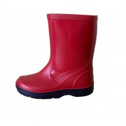 Guminiai batai Amber Red