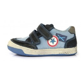 Mėlyni batai 25-30 d. 0409M