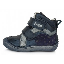 Tamsiai mėlyni batai 30-35...