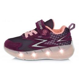 Violetiniai sportiniai LED...