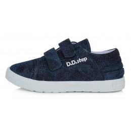 Mėlyni canvas batai 32-37...