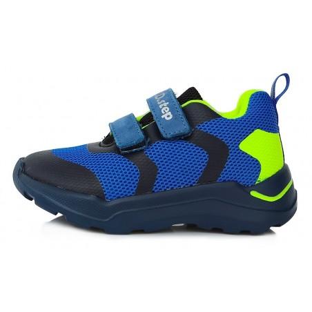 Mėlyni sportiniai batai 30-35 d. F61348AL
