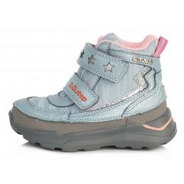 Šviesiai mėlyni batai 30-35...