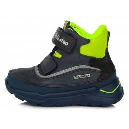 Mėlyni batai 24-29 d. F61251AM