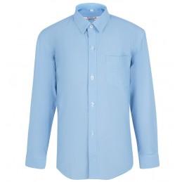 Mėlyni marškiniai ilgomis...