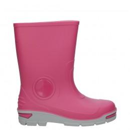 Rožiniai guminiai batai...