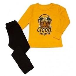 Geltona FLAMINGO pižama...