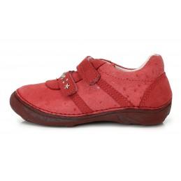 Raudoni batai 31-36 d. 046604L
