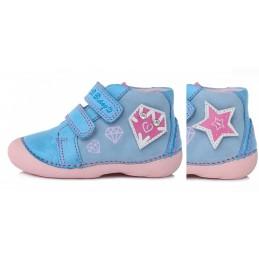 Mėlyni batai 20-24 d. 015173AU