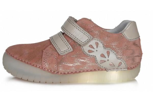 Kreminiai LED batai 31-36 d. 0503L