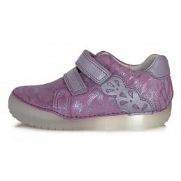 Violetiniai LED batai 31-36...