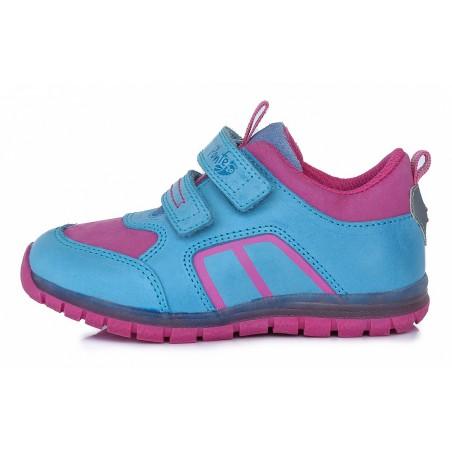 Mėlyni batai 28-33 d. DA071716BL