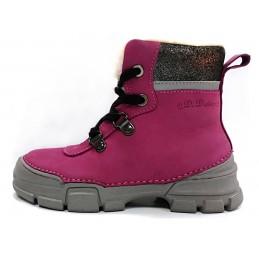Rožiniai batai su...
