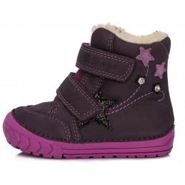 Violetiniai batai su...