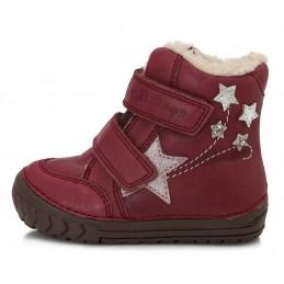 Raudoni batai su...