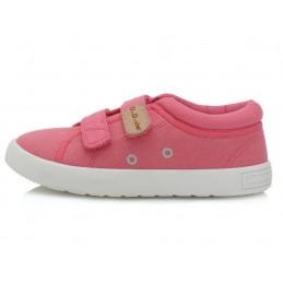 Rožiniai canvas batai 32-37...