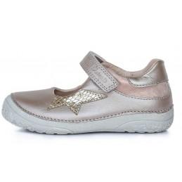 Auksinės spalvos batai...