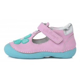 Šviesiai rožiniai batai...