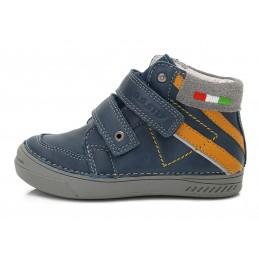 Tamsiai mėlyni batai 25-30...