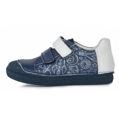 Tamsiai mėlyni batai 31-36 d. 049902L
