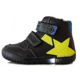Juodi LED batai su...