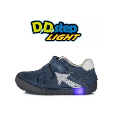 Mėlyni LED batai 31-36 d. 05017L