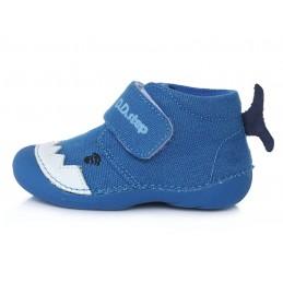 Mėlyni canvas batai 19-24...