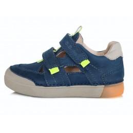 Mėlyni LED batai 31-36 d....