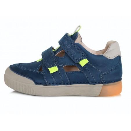 Mėlyni LED batai 31-36 d. 068213L