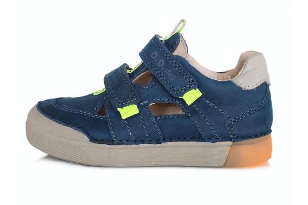 Mėlyni LED batai 25-30 d. 068213M