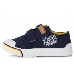 Tamsiai mėlyni batai 20-25...