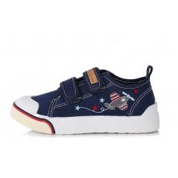 Mėlyni batai 26-31 d. CSB-091M