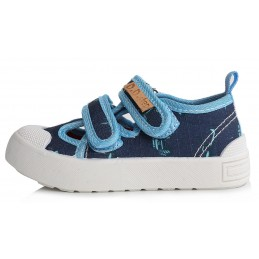 Mėlyni batai 20-25 d. CSB-115A
