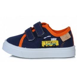 Tamsiai mėlyni batai 27-32...
