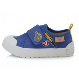 Mėlyni canvas batai 26-31...