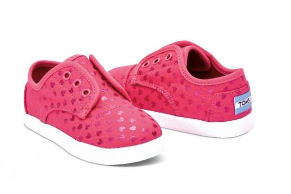 Batukai mergaitėms Toms Paseo Sneaker, Pink