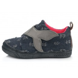 Mėlyni canvas batai 25-30...