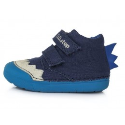 Mėlyni canvas batai 20-25...