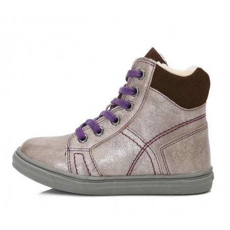 Sidabriniai batai su pašiltinimu  28-33. DA061638A