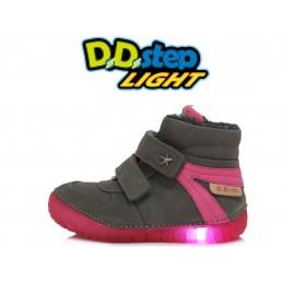 Pilki LED batai su...