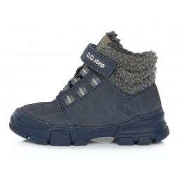 Mėlyni batai su vilna 25-30...